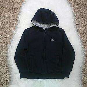 Lacoste Sport Sweatshirt Size 8.